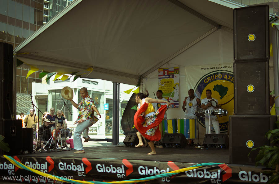 Afro-Brazilian Block Party 2011 (video x photo gallery)