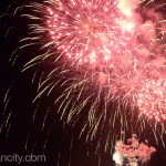 Canada Day Burrard Inlet Fireworks Show 2011 (video)