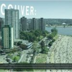 Vancouver: Fireworks Draw a Crowd (video)