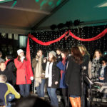 Rick Hansen at Vancouver Tree Lighting Celebration 2011 (video x photo gallery)