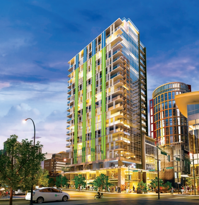 999 Seymour - Price, Floorplans, Features - Downtown Vancouver New Condo Development