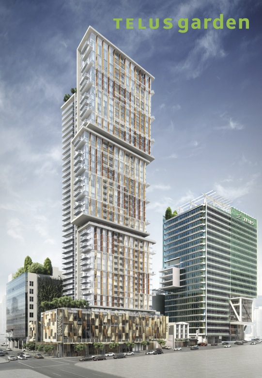 TELUS Garden Quick Facts - Price, Floorplans, Features - Downtown Vancouver New Condo Development