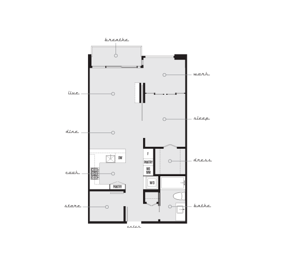 Meccanica By Cressey Price Floorplans Amp Features