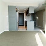 1 Bedroom + Den + Solarium + Outdoor Balcony For Rent at Capitol Residences - 833 Seymour Street, Vancouver