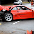 Video: $500,000 Ferrari F40 vs $2,000 Vancouver pole
