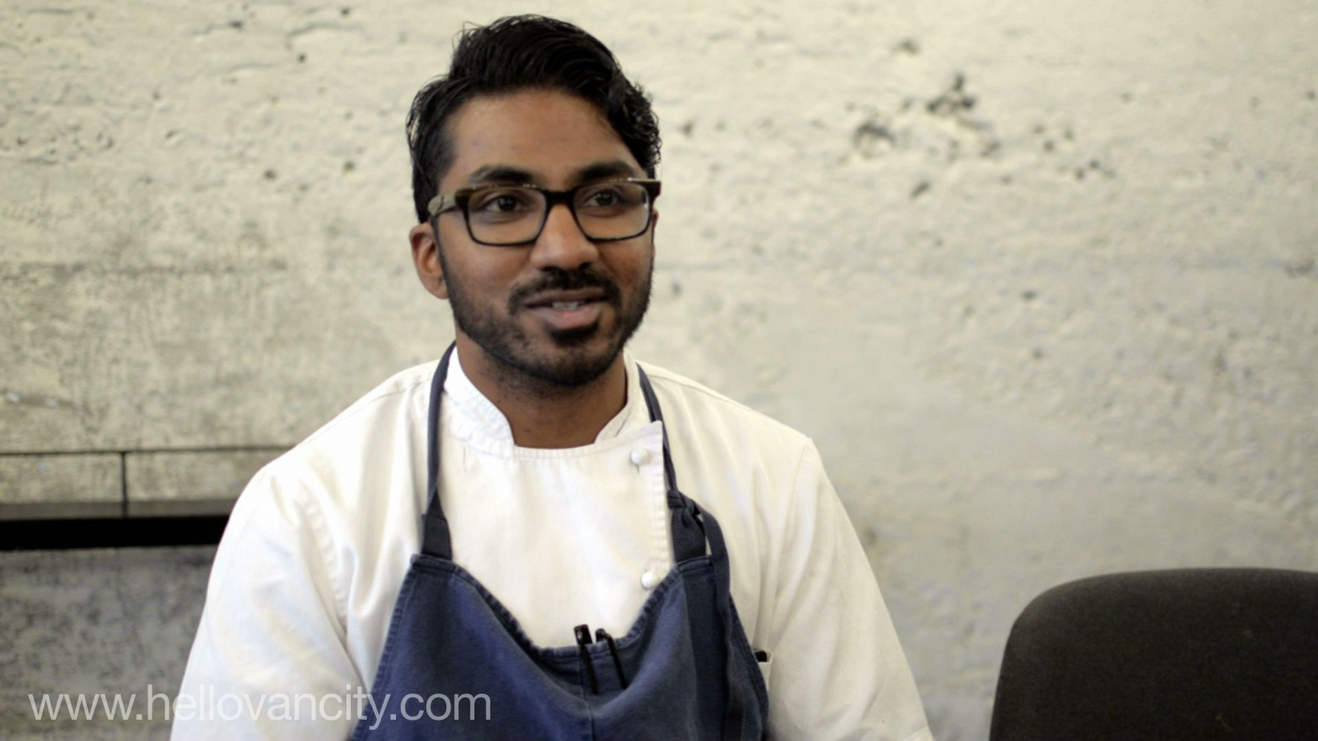 Chef Alvin Pillay - Research & Development Chef of the Donnelly Group