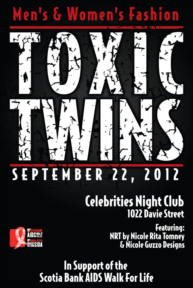 Toxic Twins Fashion Show at Celebrities Nightclub on September 22, 2012