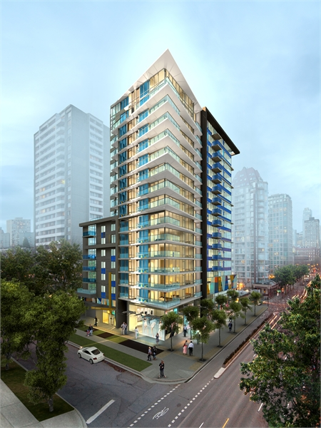 Modern by Amacon - Vancouver West End New Condo Development