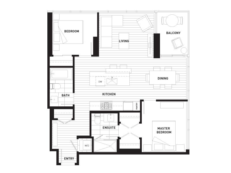 station square - price  floorplans