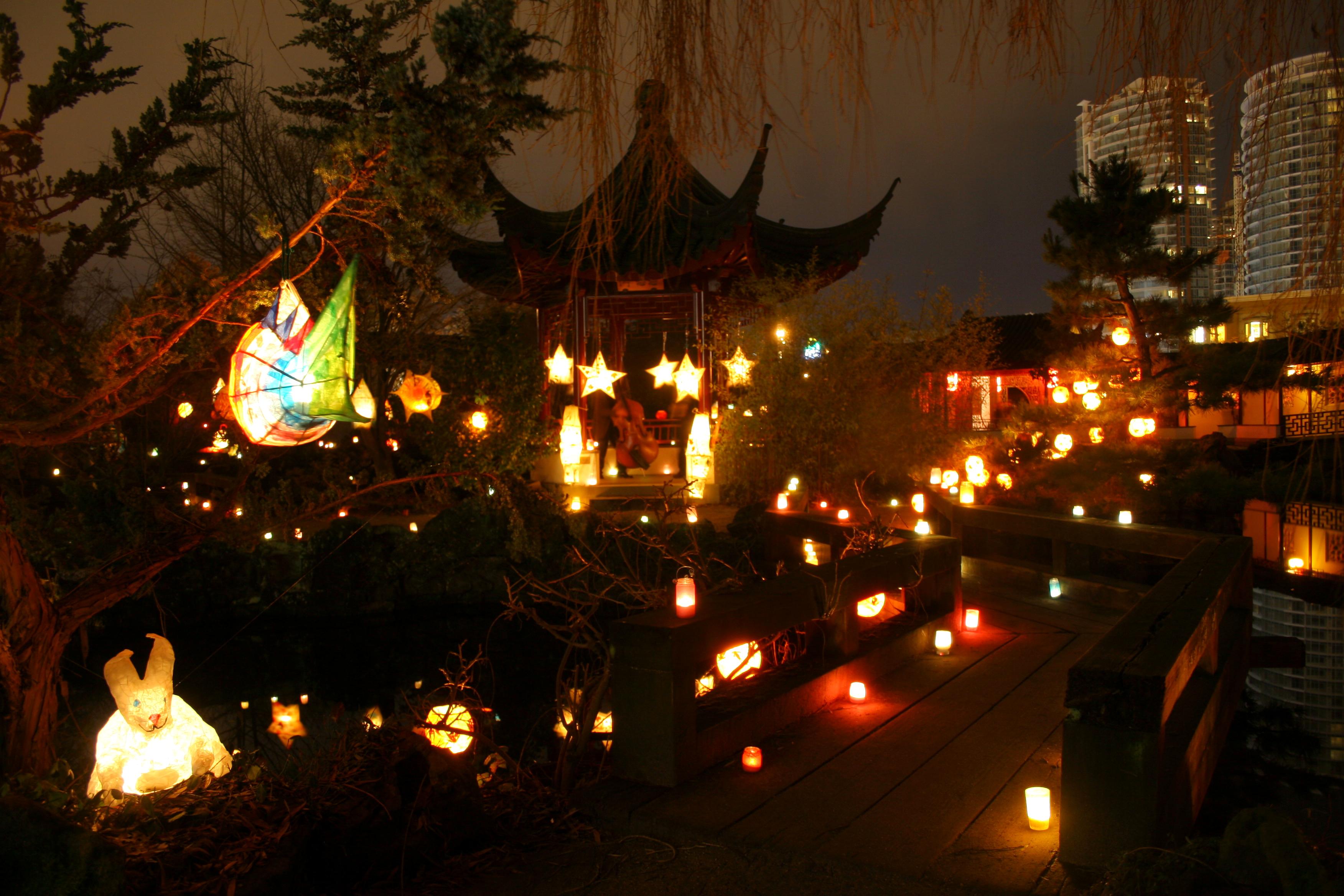 2012 Winter Solstice Lantern Festival - December 21, 2012