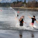 Photo: 2013 Vancouver Polar Bear Swim in English Bay