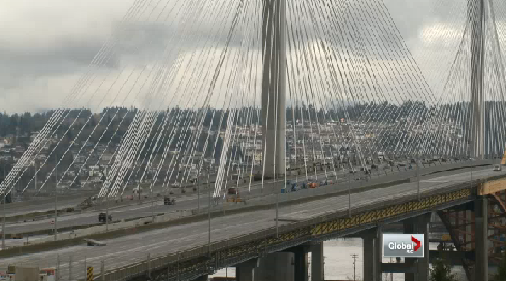 Port Mann Bridge toll issues