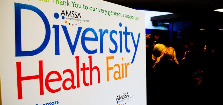 2013 Vancouver Diversity Health Fair - March 9, 2013