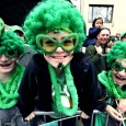 9th Annual St. Patrick's Day Parade is the festival's largest and most popular free event