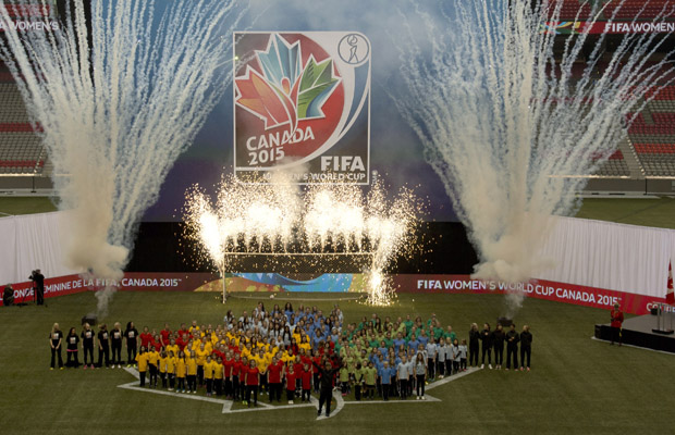 Vancouver to host 2015 Women's World Cup gold medal game