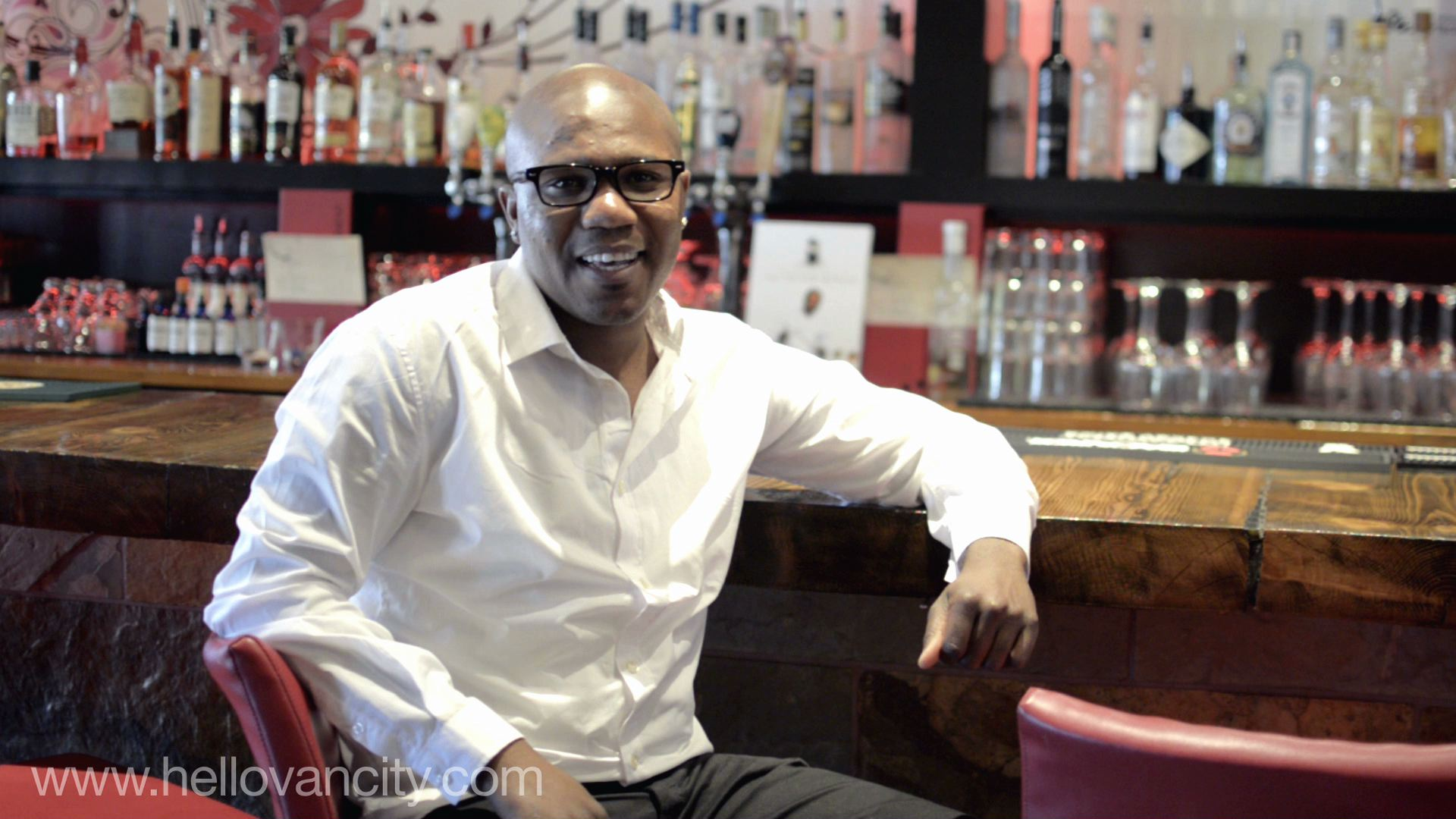 Chef Victor Bongo - Establishment Lounge