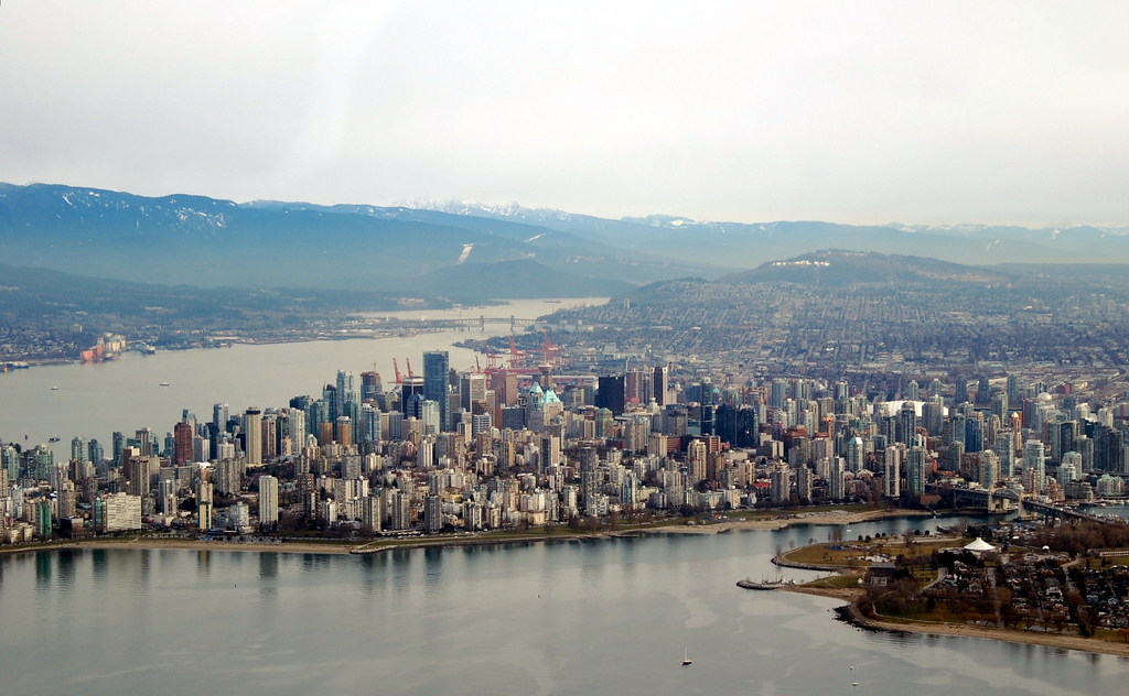 Vancouver ranked top five sustainable cities in North America 2013