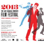 2013 Air Canada enRoute Film Festival Launch and Screening – July 31, 2013