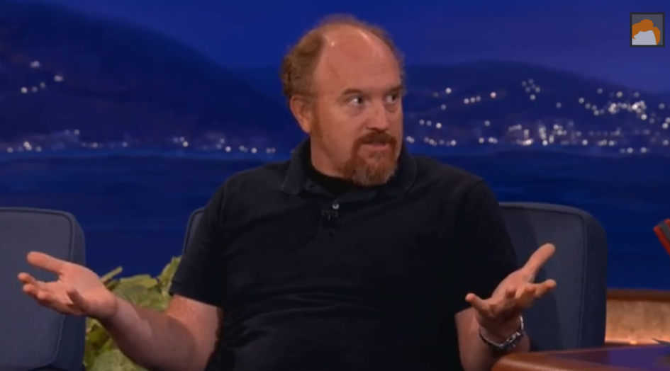 Louis C.K. Explains Why Sadness Is Better Than Smartphones