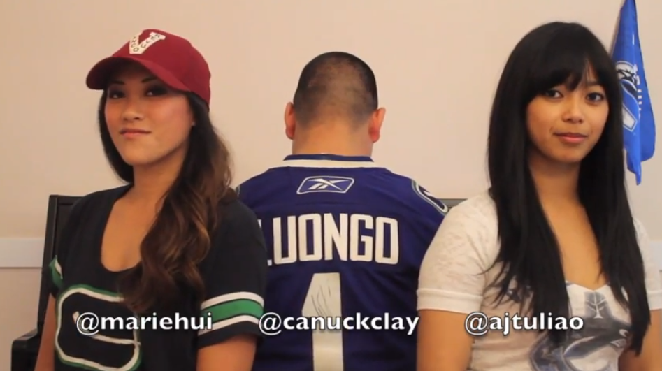 Vancouver Canucks - Against All Odds (Luongo's Lament)