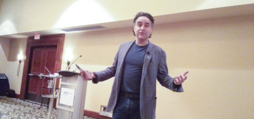 Bruce Croxon keynote at Sage Inspire Tour 2
