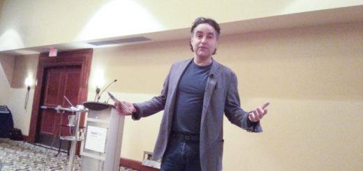 Bruce Croxon keynote at Sage Inspire Tour 2