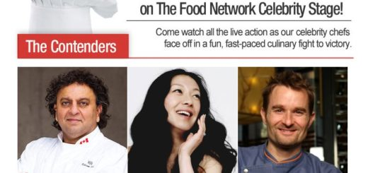 Eight Tasters On the Menu at the 12th EAT! Vancouver Food + Cooking Festival - May 30-June 1, 2014