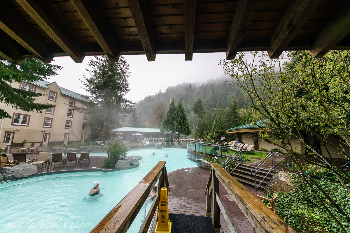 Harrison Hot Springs And Spa Resort