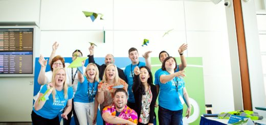 TGIF! YVR celebrates 5th anniversary of  'YVR Take-Off Fridays' with more fun for everyone