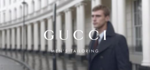 Gucci Presents Men's Tailoring (Director's Cut)