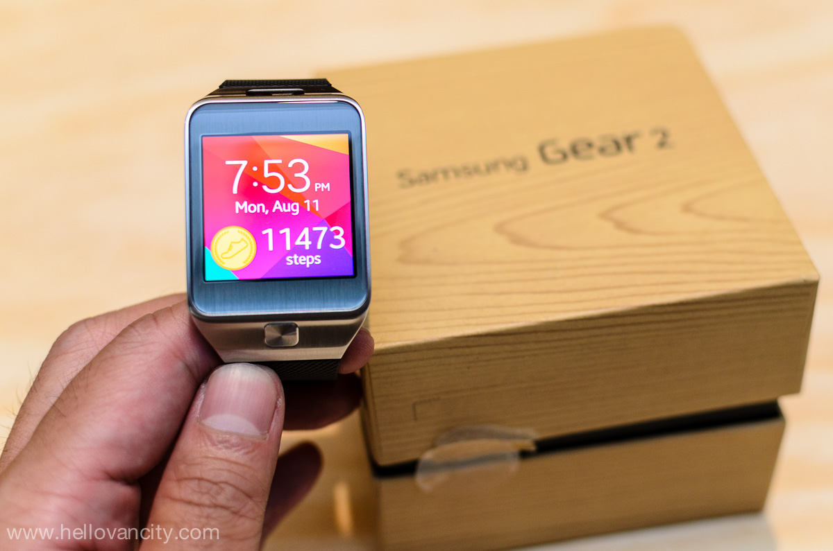 Samsung gear 2 smartwatch 2