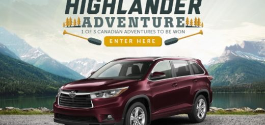 Contest! Ulitimate Toyota Highland Adventure at Metropolis at Metrotown