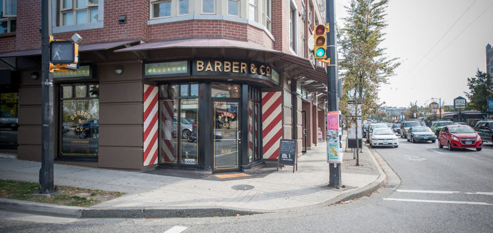 Donnelly Group launches giveback initiative with fifth Barber & Co location