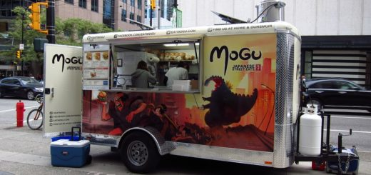 Local Vancouver food truck vendors featured in new season of Food Network Canada's iconic series Eat St.