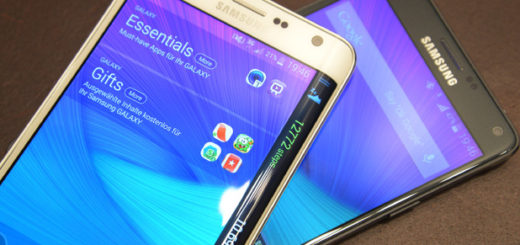 Samsung Introduces The Galaxy Note 4 & Galaxy Note Edge 1