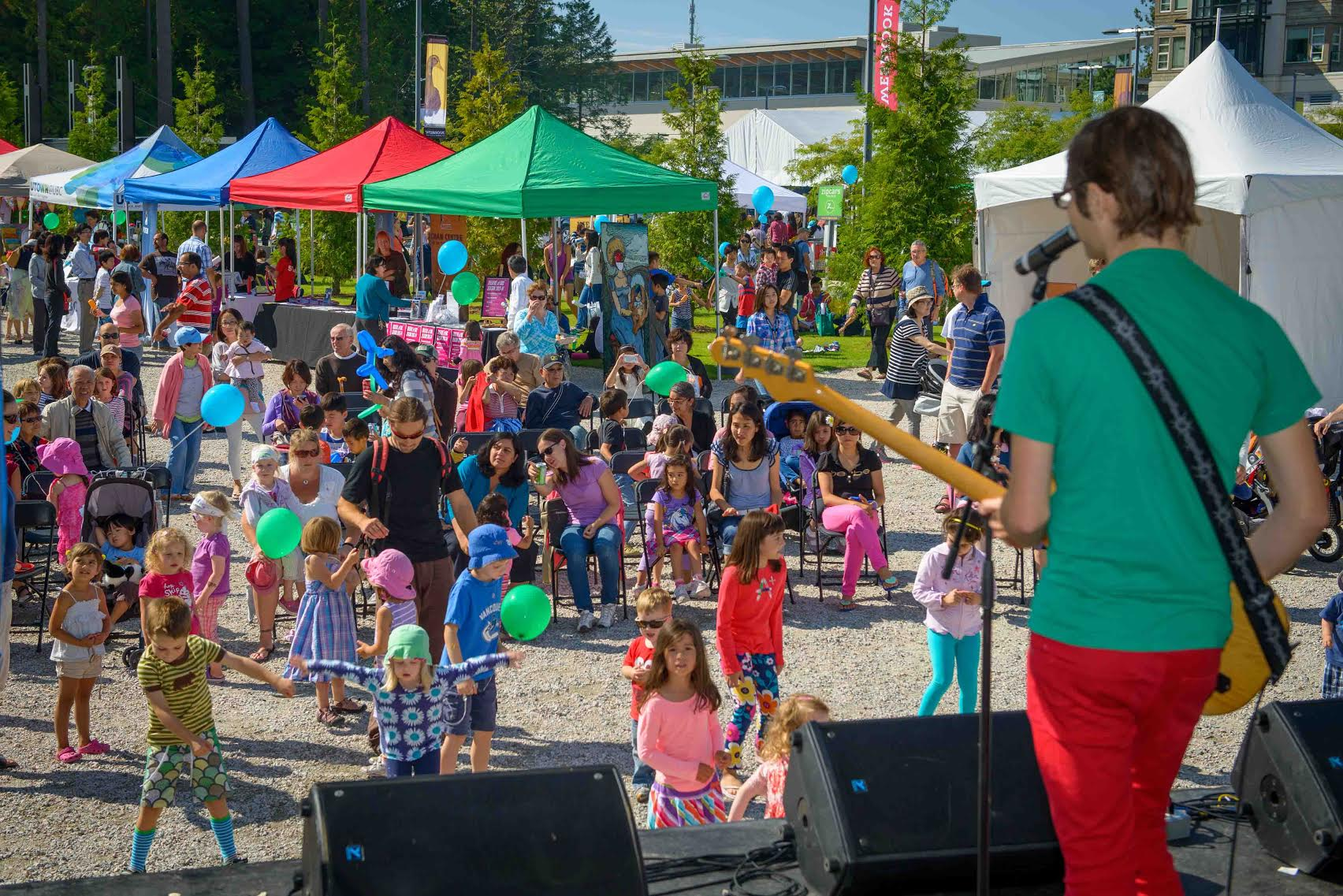 Wesbrook Village festival a fusion of family fun, food and ...