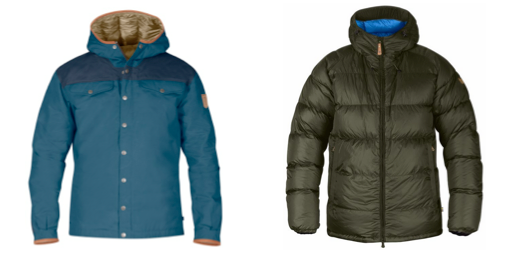 271ff3c7ef1 Fjällräven Introduces New Insulation and Goose Down Outerwear in Canada