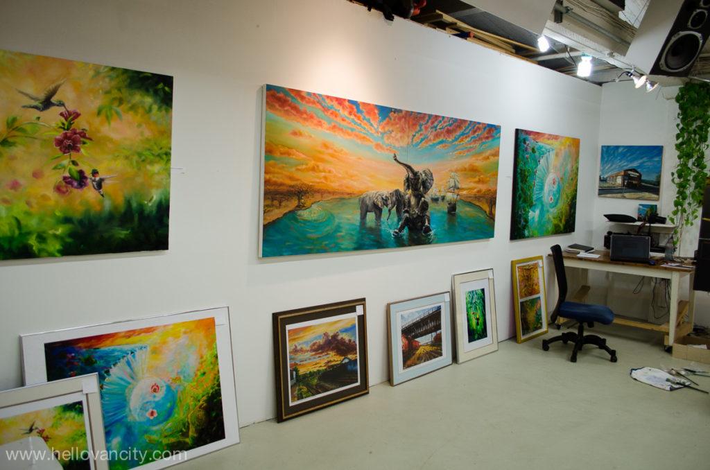 Jan Kasparec, Artist -3