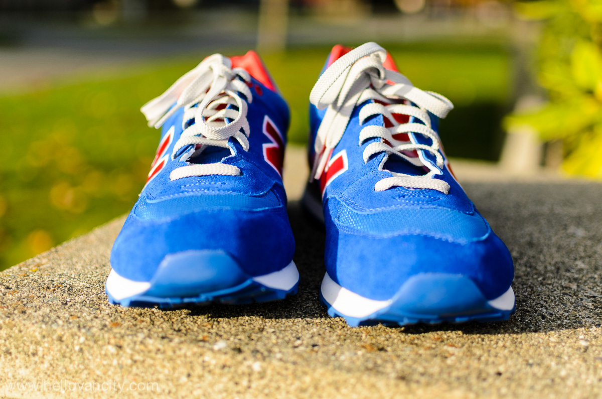 new product 35de7 a3277 Review: New Balance 574 sneaker (Holiday Gift Guide)
