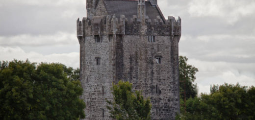 Over the wall in Galway, Ireland 1