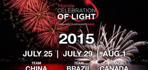 Vancouver Shines Bright On The 25th Anniversary Of The Honda Celebration Of Light