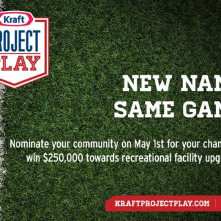 Raptor's legend Mo Pete and Kraft launch new program to protect the places we play Kraft Project Play