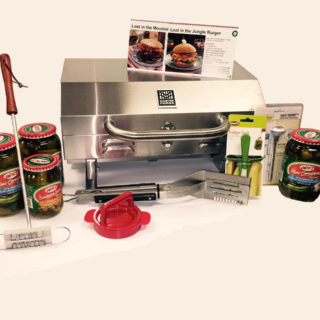 Kick off your outdoor entertaining with Bick's