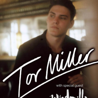 Tor Miller with Windmills at Guilt & Company - June 22