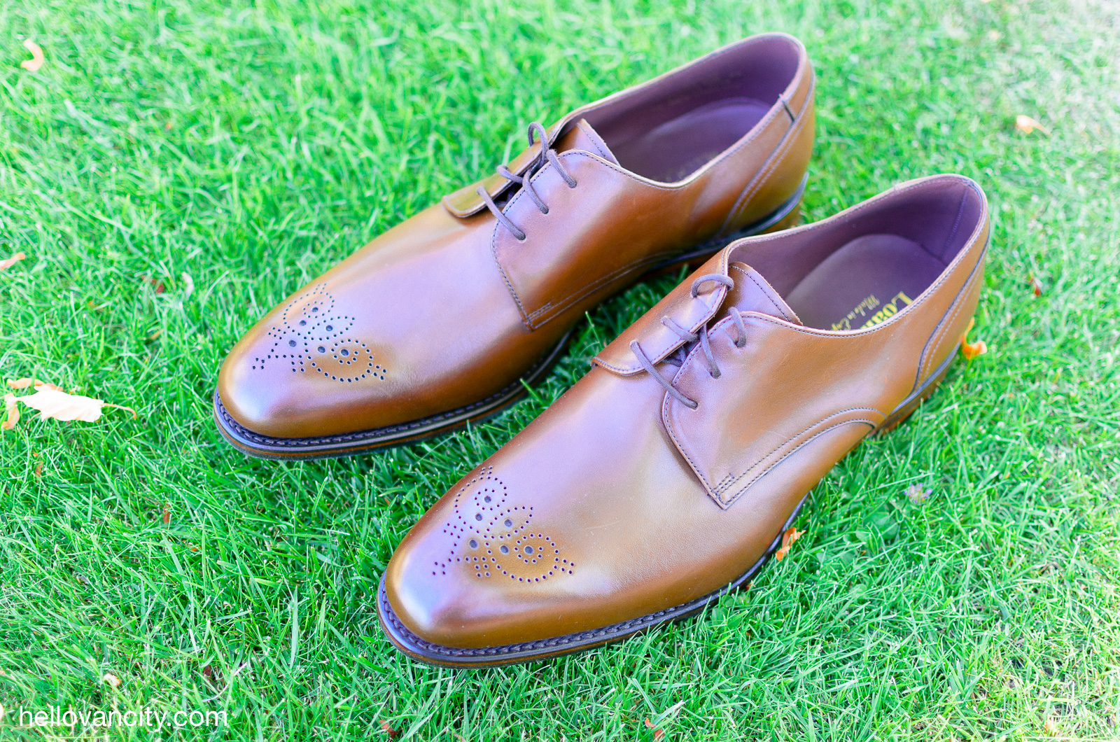 Loake Shoe Tree Half Size