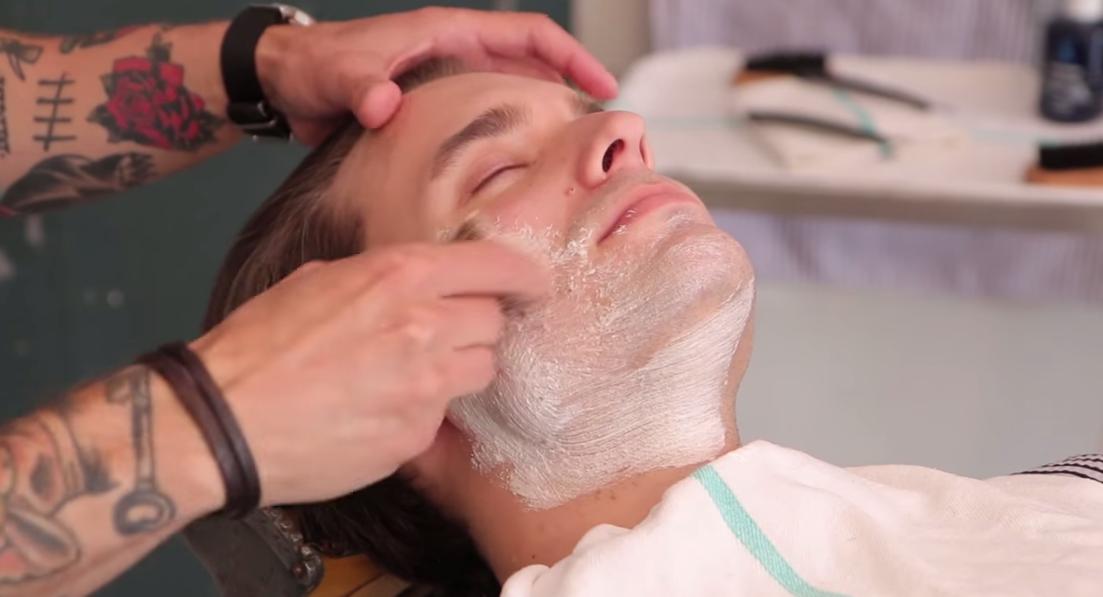 Tips About Shaving Men 6
