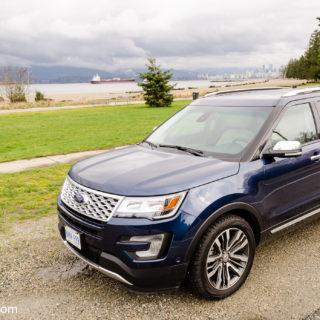 2016 ford explorer platinum review -1