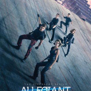 Divergent Series Allegiant poster