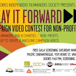 Play it Forward - Non-Profit Campaign Video Contest