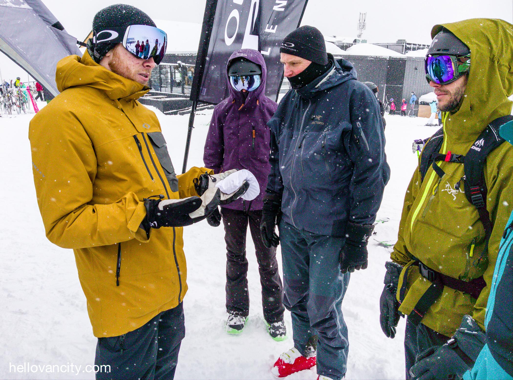 52997e8890 Oakley Snowboard Team Riders « Heritage Malta